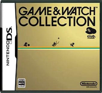 Rumor: Game & Watch DS Collection Coming To North America