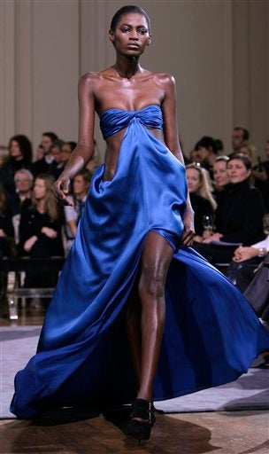 Will The Credit Crunch Mean Fewer Black Models?