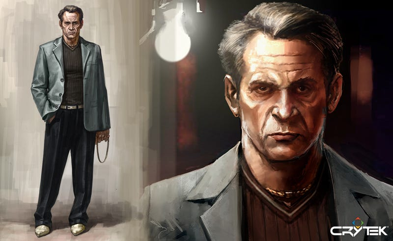 Cancelled Crytek Game Looked More Alan Wake Than Crysis
