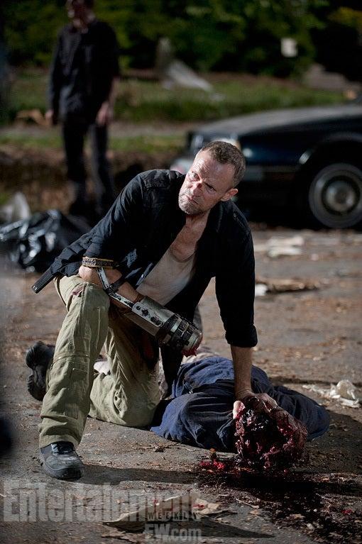 Walking Dead Mid-Season Promo Photos