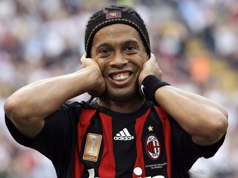 The Eternal Question: Can You Get A Boner From A Girl With A Great Body And Ronaldinho's Face?