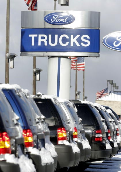 Ford's Failing Report Card: Automaker Grounded, Not Allowed Out To Play?