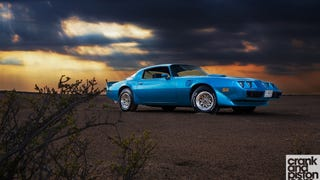 '79 Pontiac Firebird Trans-Am. DRIVEN