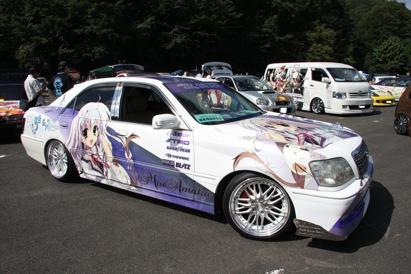 Japan's Geekiest Cars Run on Nerd Fuel