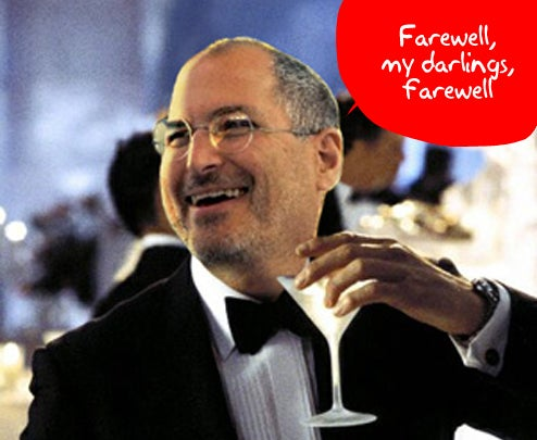Steve Jobs Skipping Final Macworld Apple Keynote