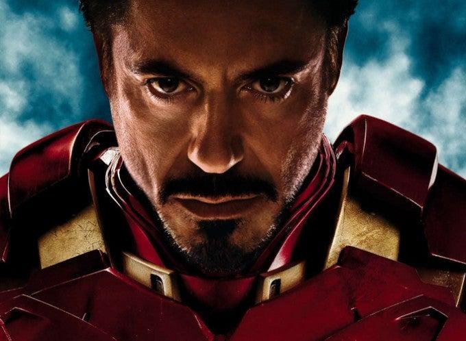 El móvil de Iron Man no será un iPhone ni un Galaxy S4: será un Alcatel
