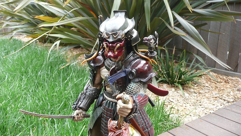 There's a Samurai Predator, and He is Beautiful