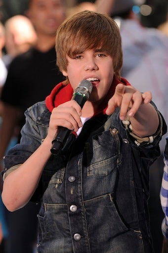 16-Year-Old Justin Bieber Is Publishing His Memoirs