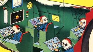 Kraft Foods Gave Away a Real Spaceship Simulator in 1959