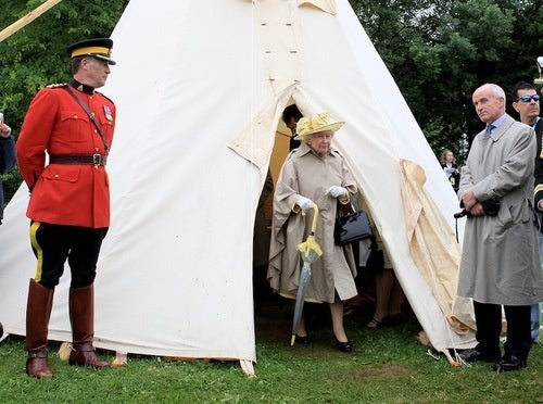 Was Canada Too Boring for Queen Elizabeth II?
