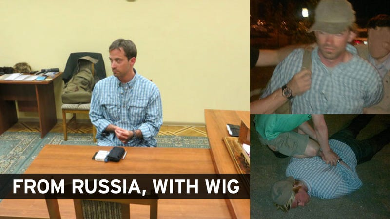 Russia Detains Accused Undercover CIA Operative in Moscow [Update]