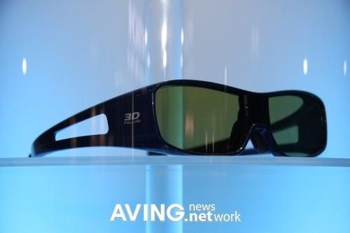 Would You Wear Panasonic's 3D Glasses?