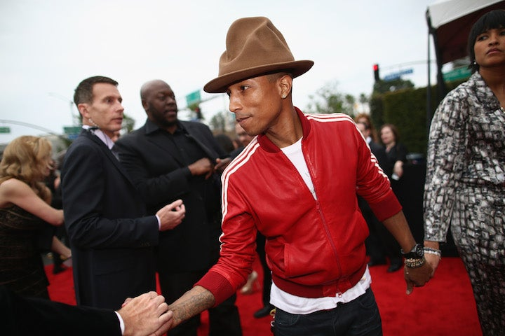 "Pharrell Performing ""Happy"" For Walmart Shareholders Will Make You Sad"