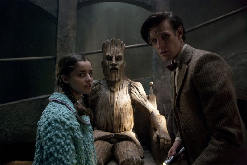 Meet the Woman Who's Calling the Shots for Doctor Who and The Fades