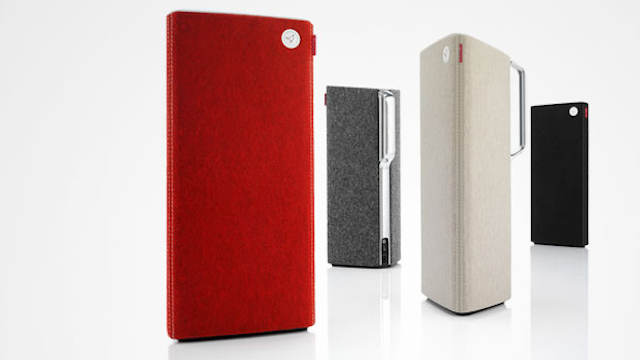 Libratone Live AirPlay Speakers: Gorgeous and Insanely Expensive