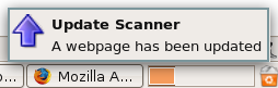 Monitor Web Sites for Updates with Update Scanner