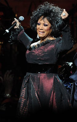 Big Hair And Black Leather Ruled At The Patti LaBelle Concert