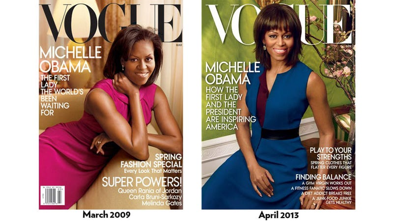 Michelle Obama Looks Smoking Hot on the New Cover of Vogue