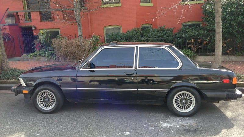Meet The E21, The Forgotten Middle Child In The BMW Family