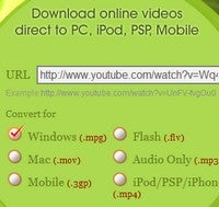 DownloadTube Is a One-Click YouTube Conversion and Download Site