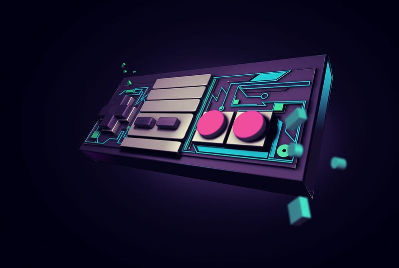 The Consoles Of The 1980s Are A Little Too 1980s