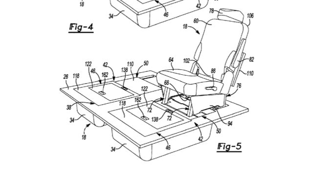 Chrysler Wants To Build A Better Minivan Seat