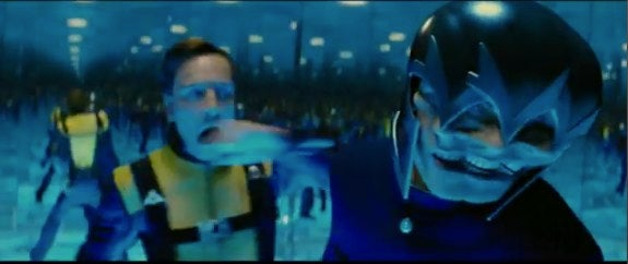 Who is Magneto Punching in this new X-Men: First Class TV spot? UPDATE: Now with new CLIP!