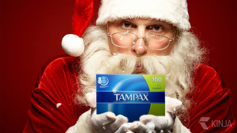 """Mail order company wants to be """"monthly Santa Claus for vaginas"""""""