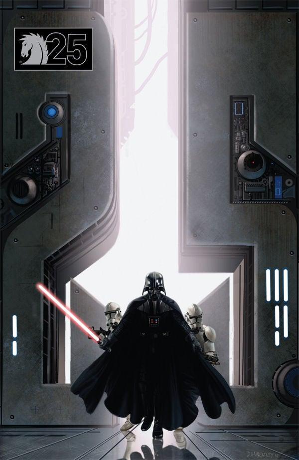 "Sneak Peek Inside Darth Vader's Routine ""Oil Change"""