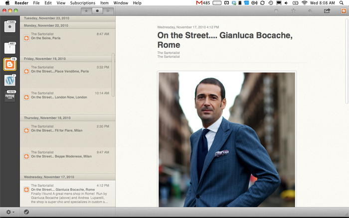 Reeder for Mac Now Available in Beta