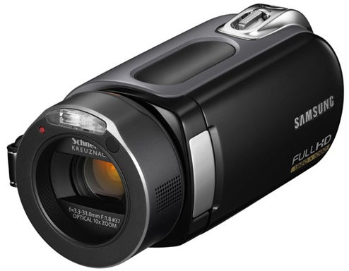 Samsung HMX-H106 First Camcorder With 64GB SSD, Looks Like a Thermos