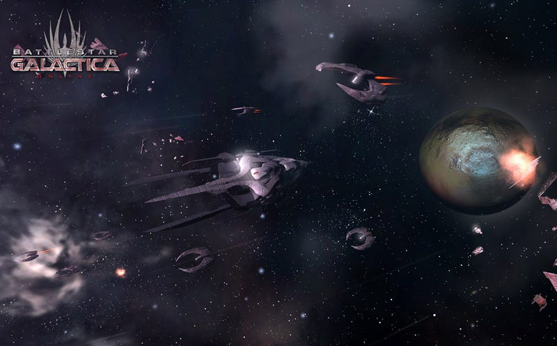 The Who, What, And How Of Battlestar Galactica Online
