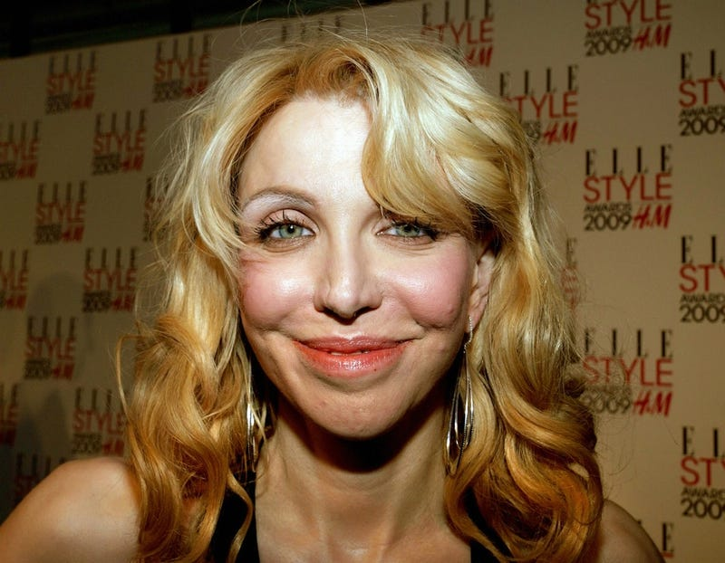 "Twitter-Crazed Courtney Love Wants Dave Grohl ""Ass-Raped"" By Everett True"