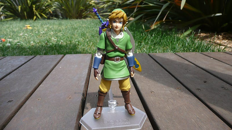Meet the Next Generation of Nintendo...Action Figures