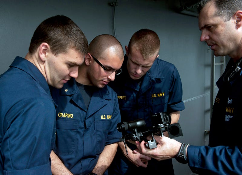 The Navy Is Teaching Celestial Navigation Again as a Backup Plan Against Hackers