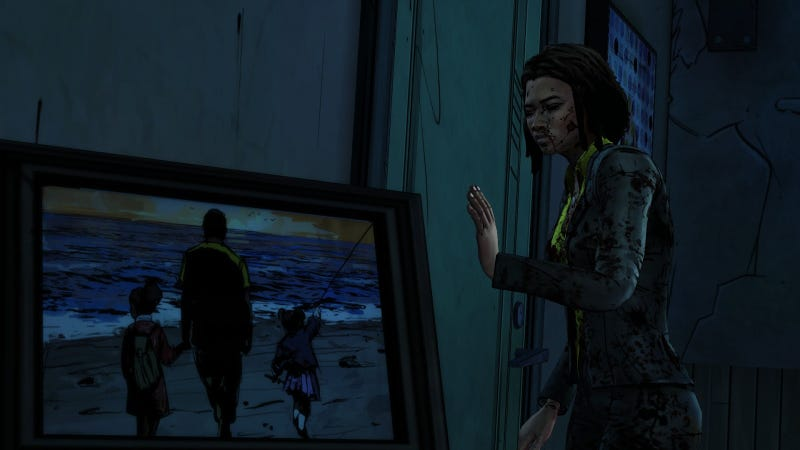 Telltale's New Walking Dead Episode Holds A Special Pain For Players Who Are Parents