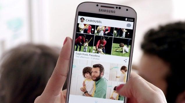 Dropbox Carousel, una nueva aplicación para compartir fotos fácilmente