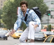 """Hummus Jokes & A Stuffed Crotch Are """"Funny"""" In You Don't Want To Mess With The Zohan"""