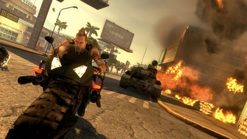 Frankenreview: Mercenaries 2: World In Flames