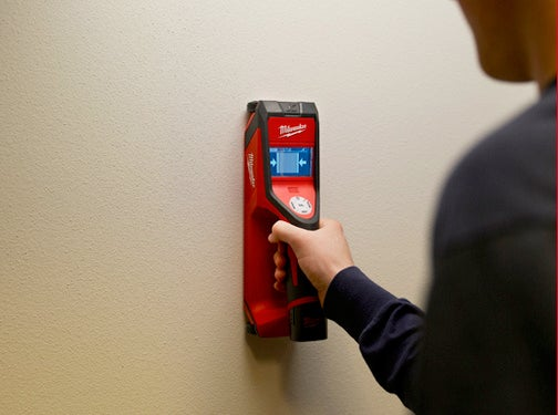 Milwaukee Cordless Detection Tool Can Find Out If Jimmy Hoffa Is Buried In Your Wall