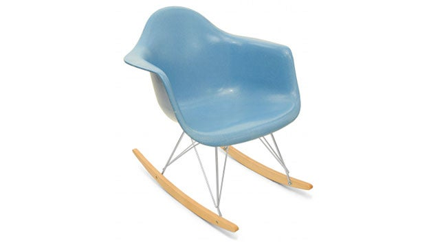 Daily Desired: A Recreated Eames Fiberglass Chair