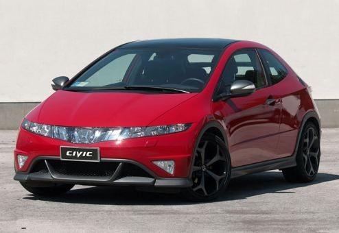 Honda Civic Type-S Fireblade Makes Us Pine For Euro Civic