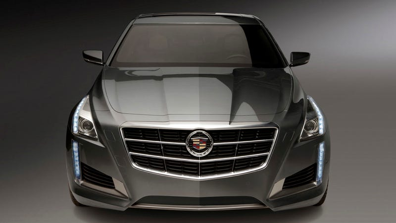 The Glorious 2014 Cadillac CTS Will Start At $46,025