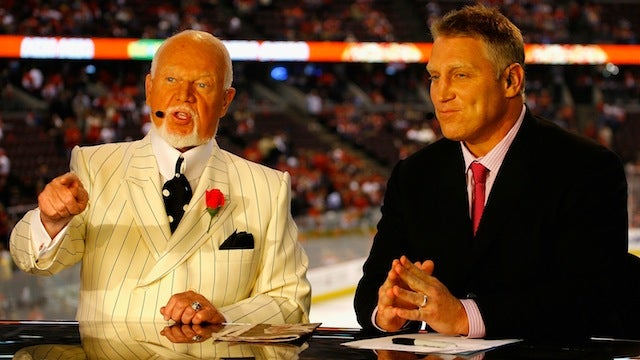 Don Cherry Tweets By Phoning The CBC
