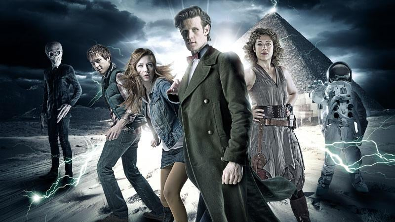 This Week's TV: Jewel Staite saves the world. Learn to become a superhero. And celebrate Matt Smith's Doctor!