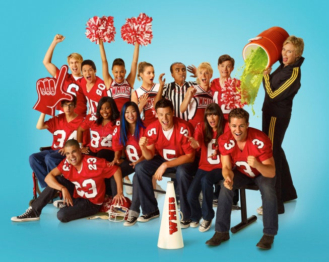 A Glee Guide for Straight Guys