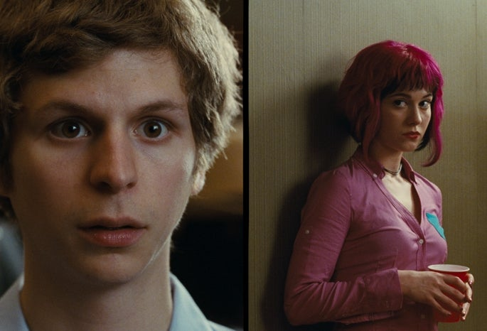 Scott Pilgrim is an epic for the Nintendo generation