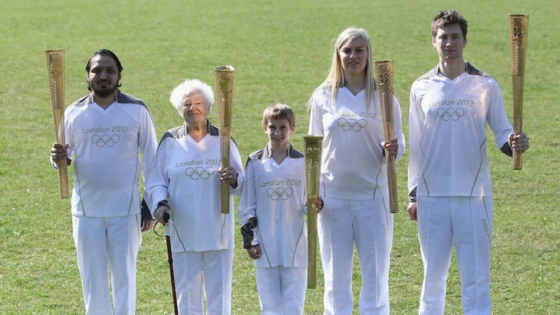 The Goldman Sachs-y Group Behind The London Olympics Is Making Torchbearers Buy Their Own Torches