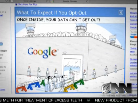 Google Offers Users Total Privacy (In an Airless, Deadly Mountain Prison)