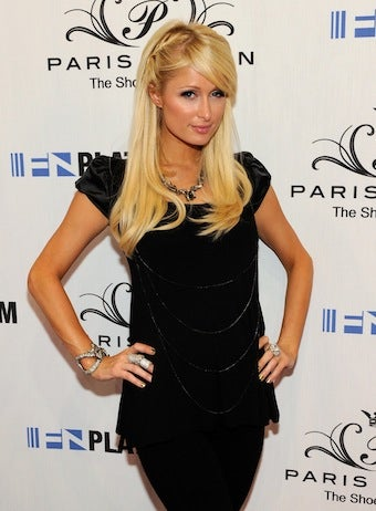 "Paris Hilton Says Boyfriend's Daughter Is Her ""New BFF"""